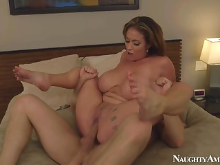 Eva Notty & Danny Wylde in My Friends Hot Mom