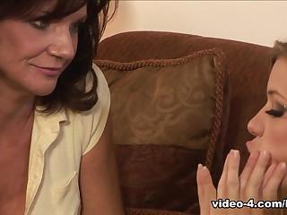 Nicole Ray & Deauxma in Lesbian Mentors Vol 02, Scene #03