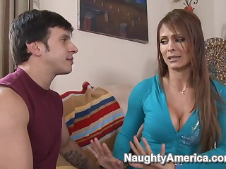 Monique Fuentes & Anthony Rosano in My Friends Hot Mom