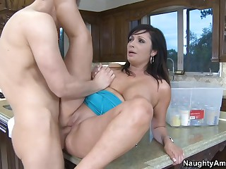 Vannah Sterling & Danny Wylde in My Friends Hot Mom