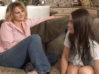 Autum Moon & Kristina Rose in Lesbian Seductions #20, Scene #03