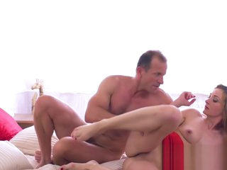 Dude bangs hot Milf and cums twice